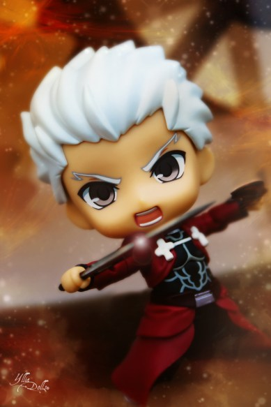 Archer - Fate/ Stay Night - Nendoroid Good Smile Company